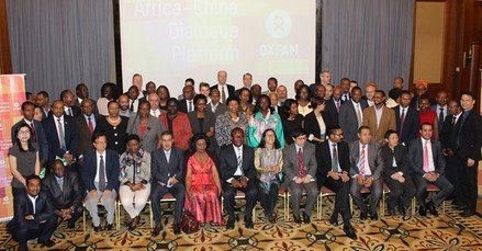 Official Launch of the Africa-China Dialogue Platform Programme
