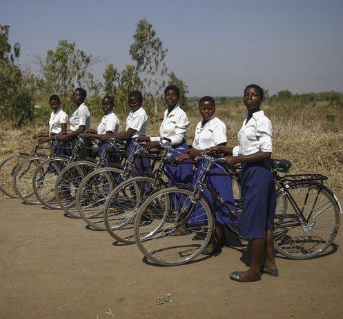 Image of Bicycle beats poverty